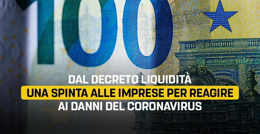DL - Decreto liquidità e crisi d'impresa